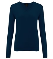 Callaway Ladies V-Neck Merino Sweater