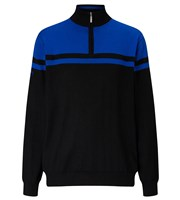 Callaway Mens Chest Block Merino Mix Sweater
