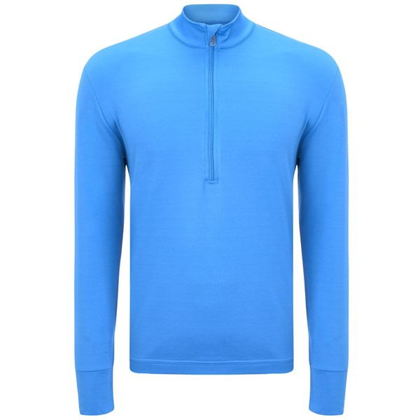 Callaway Mens Quarter Zip Stretch Fleece