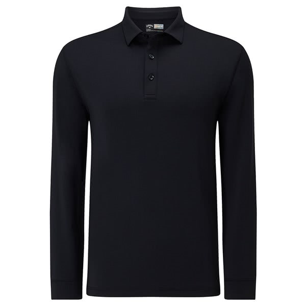 Callaway Mens Long Sleeve Polo Shirt