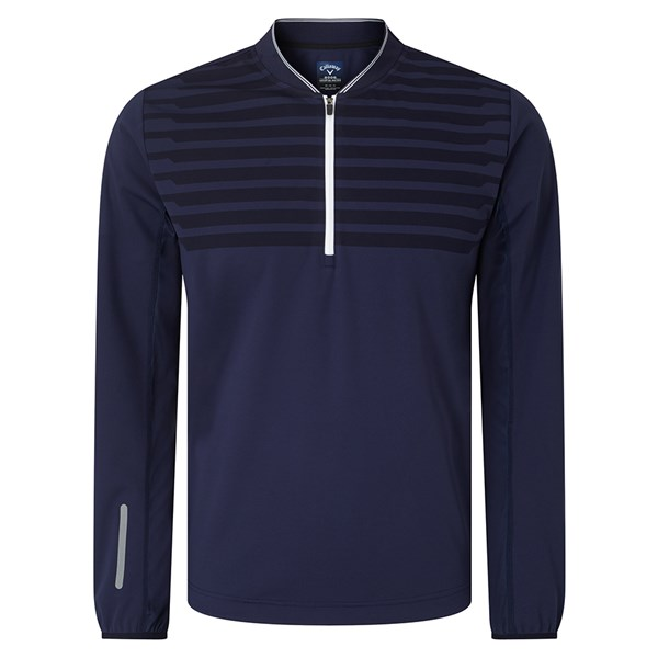 Callaway Mens Technical Mid Layer Quarter Zip Pullover