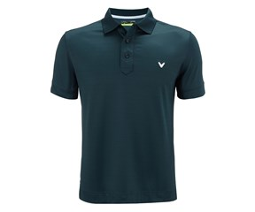 Callaway Mens X Series Stretch Solid Polo Shirt
