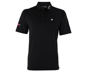 Callaway Mens Stretch Solid Polo Shirt 2015