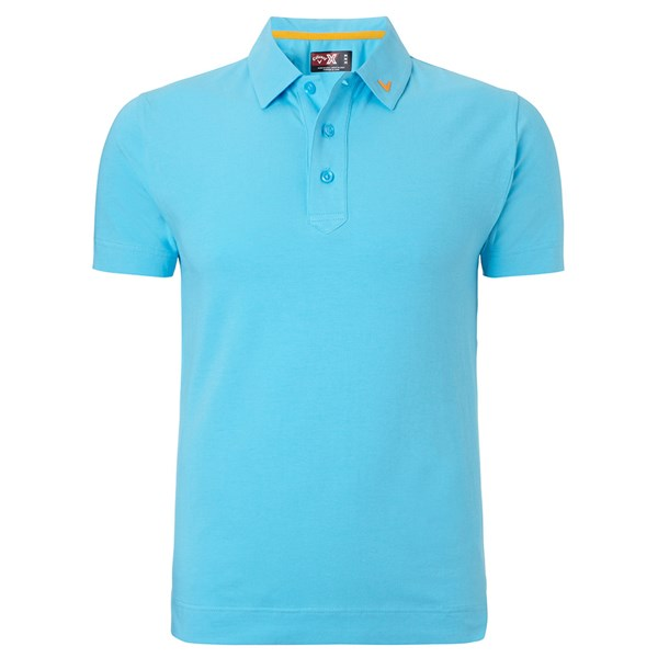 Callaway Mens X Series Cotton Blend Polo Shirt Golfonline