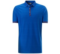 Callaway Mens Tagged Polo Shirt 2015 (Blue)