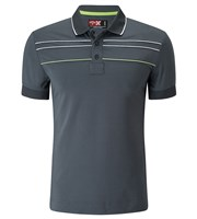 Callaway Mens X Range Chest Piped Polo Shirt
