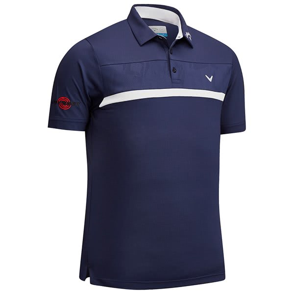 Callaway Mens Premium Tour Players Polo Shirt