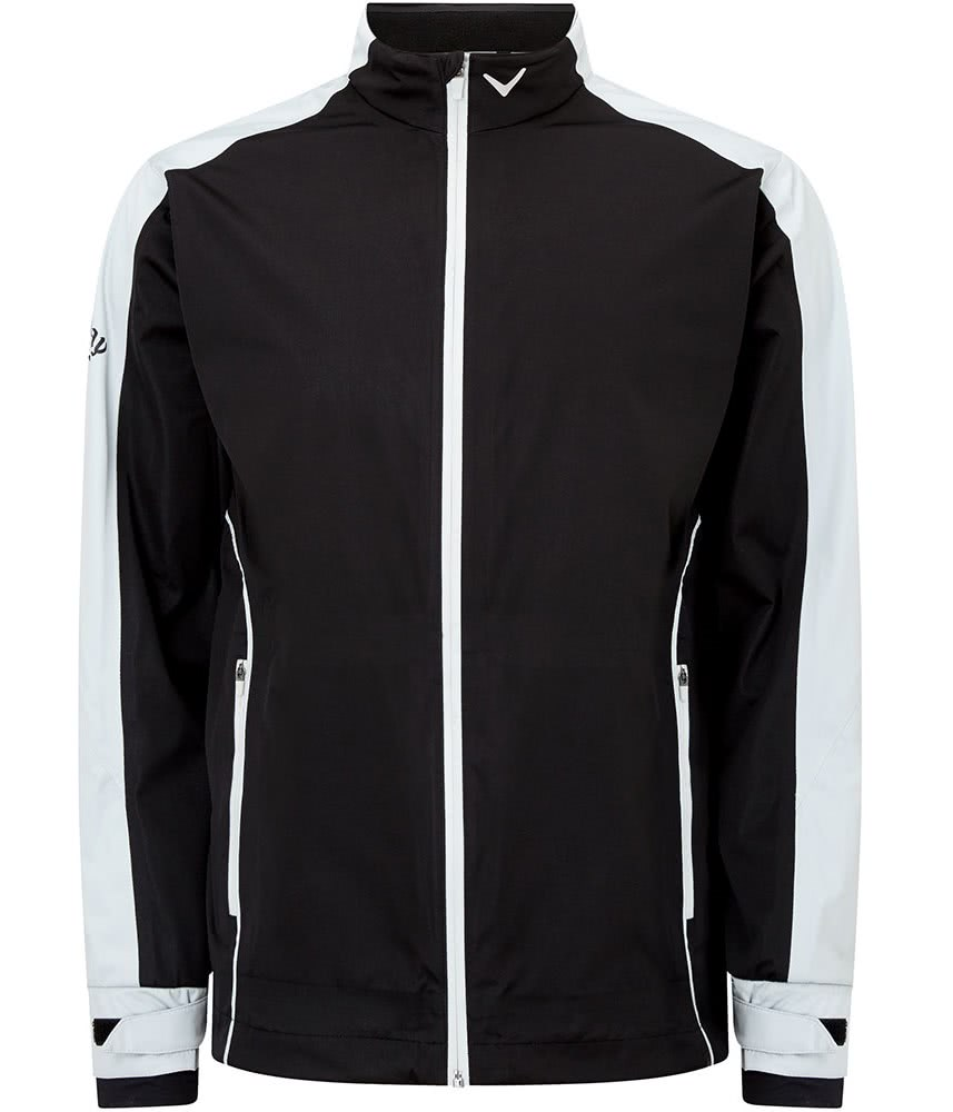 d413dc2929f6 Callaway Mens Green Grass 3 Layer Waterproof Jacket. Double tap to zoom. 1  ...
