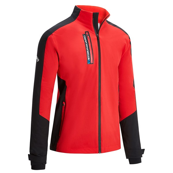 Callaway Mens Full Zip Waterproof Jacket
