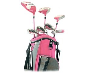 Longridge Girls Challenger Tour Golf Package Set  13-16 Years