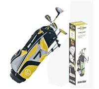 Longridge Junior Challenger Cadet Golf Package Set  4 Year Plus