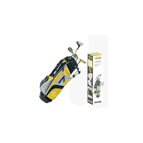 Longridge Junior Challenger Cadet Golf Package Set (4 Year Plus)