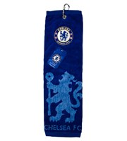 Chelsea Football Club Tri-fold Towel