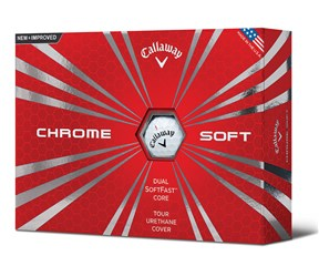 Callaway Chrome Soft Golf Balls 2016  12 Balls