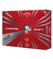 Callaway Chrome Soft Truvis Golf Balls  12 Balls