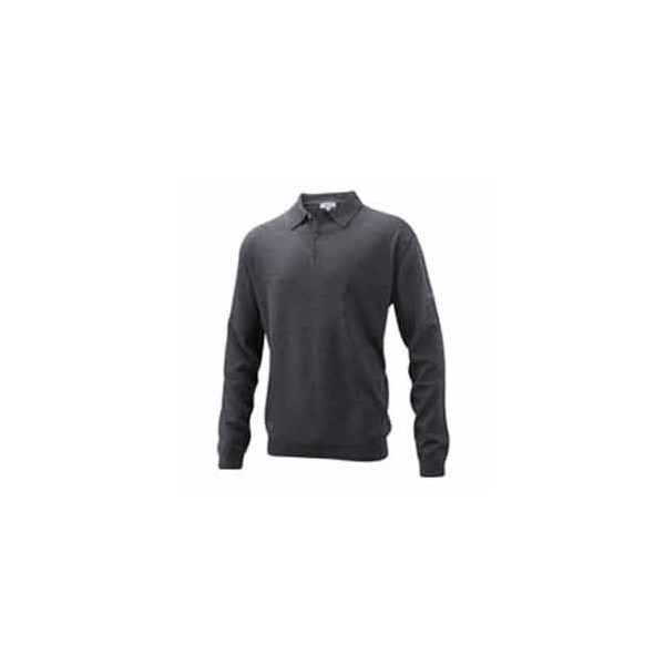 Calvin Klein Mens Button Up Sweater
