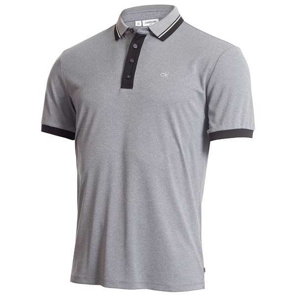 Calvin Klein Mens Cliff Polo Shirt