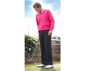 Stromberg Mens Classic Collection Fine Weave Golf Trouser