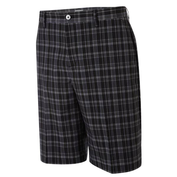 Adidas Mens ClimaCool Classic Plaid Golf Shorts 2012