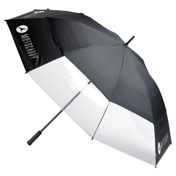 Motocaddy Double Canopy Clearview Umbrella