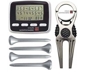 Digital Golf Scorer Set  Colin Montgomerie Collection