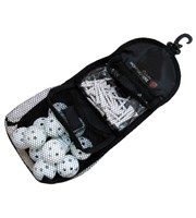Accessory Bag With Practice Balls & Tees  Colin Montgomerie Collection