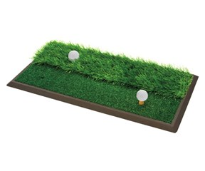 Dual Grass Practice Mat  Colin Montgomerie Collection