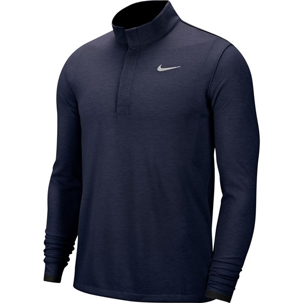 Nike Mens Dri-Fit Victory Half Zip Golf Pullover