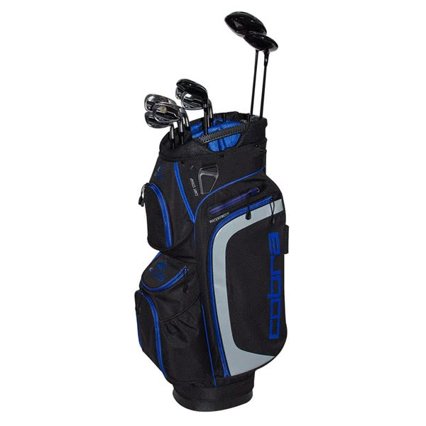 Cobra XL Golf Complete Package Set (Steel/Graphite)