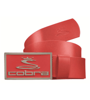 Cobra Enamel Fitted Belt