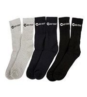Hi-Tec Comfort Golf Socks  3 Pack