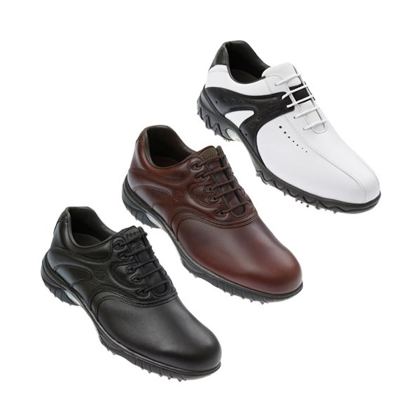 FootJoy Mens Contour Series Golf Shoes (Medium Fit)