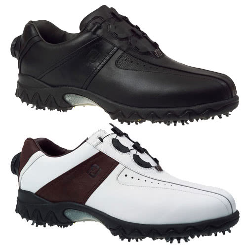 Golf Shoes With Boa Lacing System
