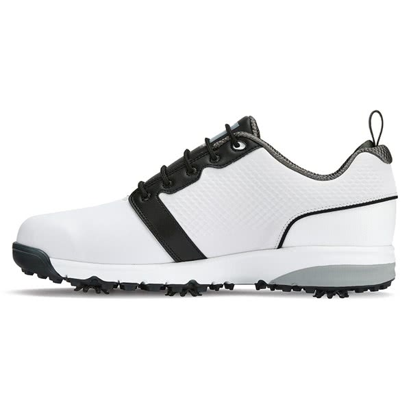 7ac95be89279 FootJoy Mens Contour Fit Golf Shoes. Double tap to zoom. 1 ...