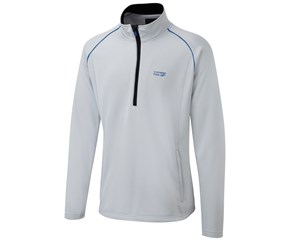 Cypress Point Mens Half Zip Wind Top