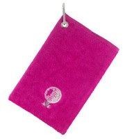 Bag Towel with Carabiner