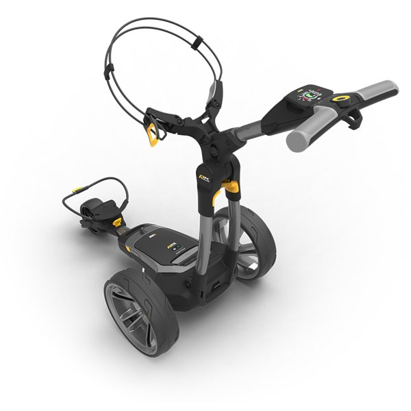 Powakaddy CT6 GPS EBS Electric Trolley with Lithium Battery