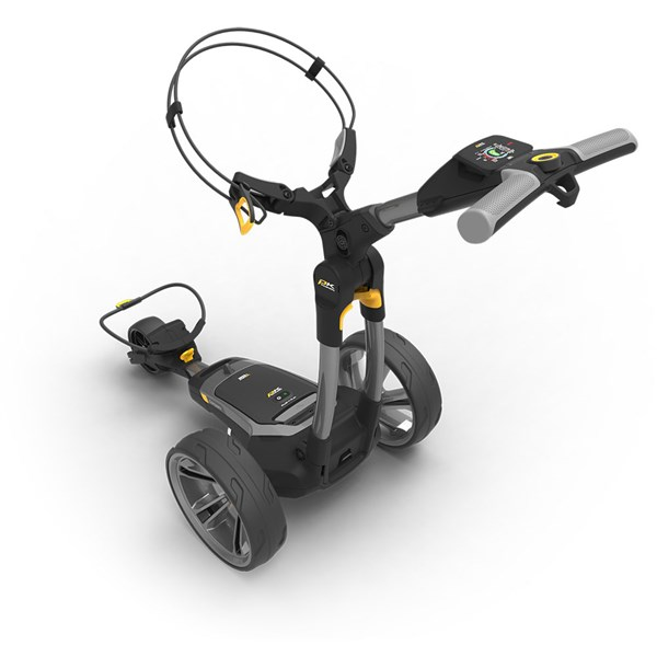 Powakaddy CT6 GPS Electric Trolley with Lithium Battery