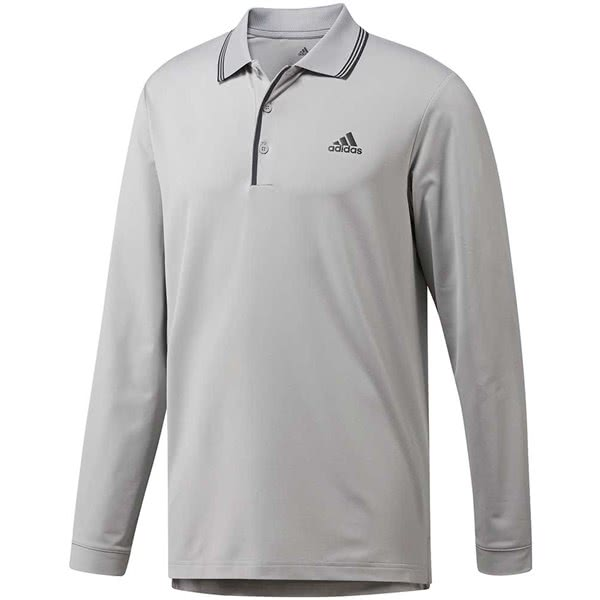 afe67451 ... Long Sleeve Polo Shirt. Double tap to zoom. Write A Review