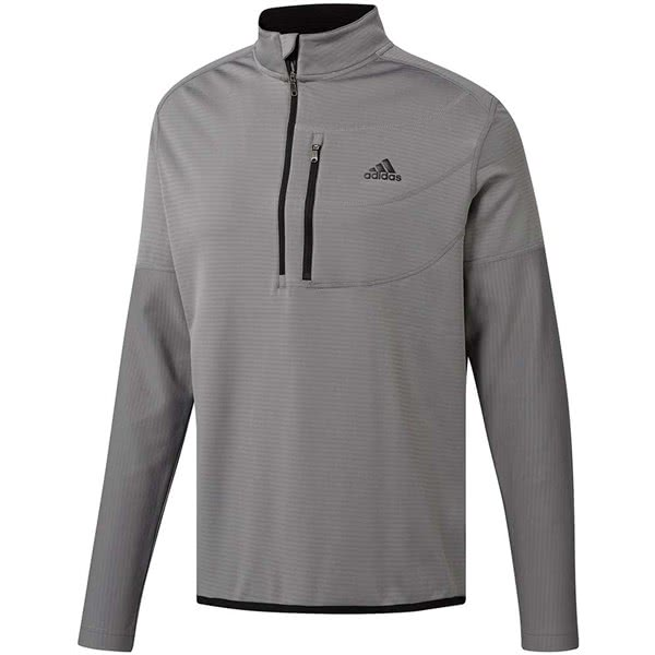 f08dbc730582 adidas Mens ClimaWarm Gridded Quarter Zip Pullover. Double tap to zoom. 1  ...
