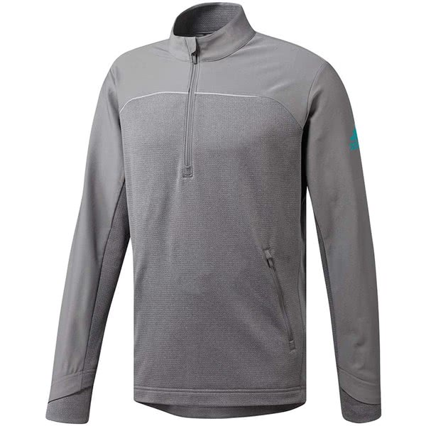 1a62ccbe adidas Mens Go To Quarter Zip Pullover. Double tap to zoom. 1 ...