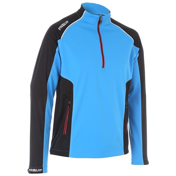 Proquip Tourflex Cyclone Half Zip Playing Top