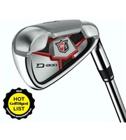 Wilson Staff D200 Irons  Steel Shaft