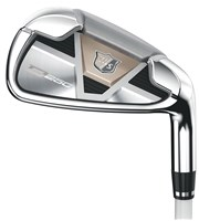 Wilson Ladies Staff D250 Irons  Graphite Shaft
