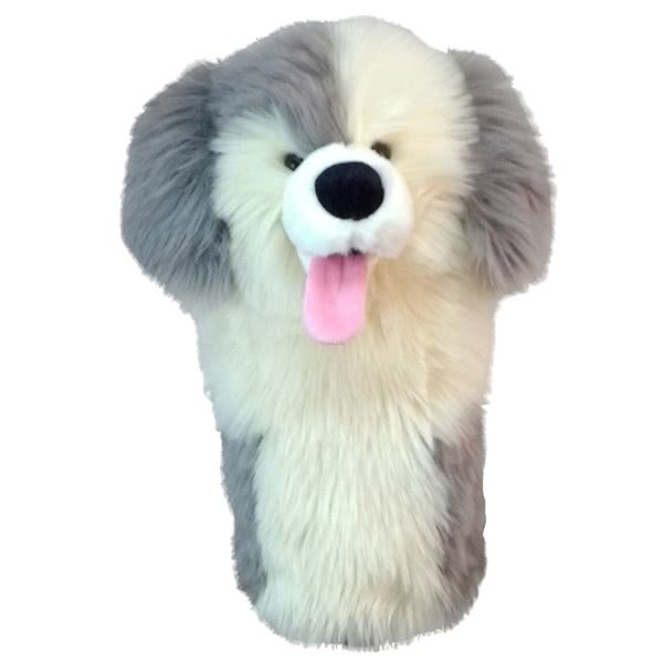 Daphnes Rescue Dog Headcover