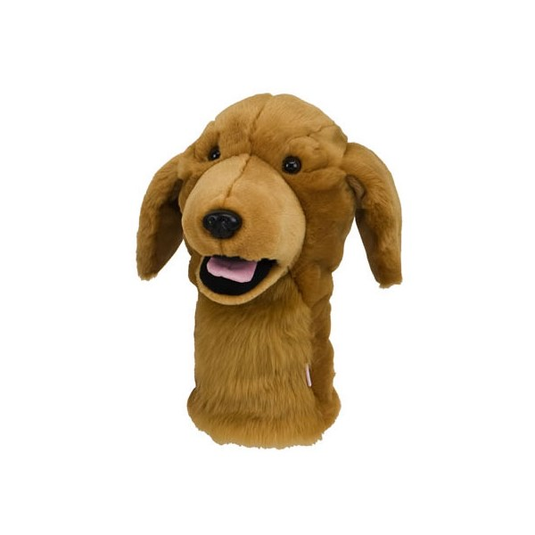 Daphnes Golden Retriever Headcover