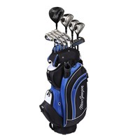 MacGregor DCT Package Set  Steel/Graphite