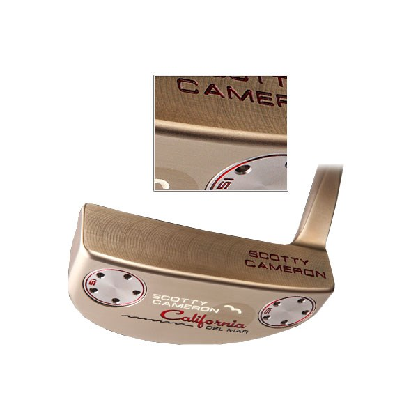 Scotty Cameron California Del Mar Putter