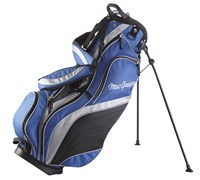 MacGregor Deluxe VIP Stand Bag (Blue/Black/Silver)