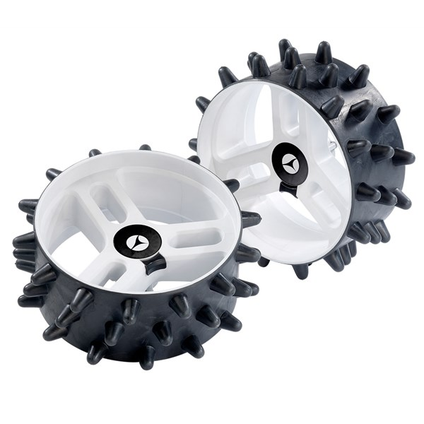 Motocaddy S-Series DHC Hedgehog Winter Wheels (Pair)